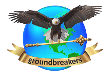 Groundbreakers web logo transparent
