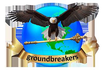 Groundbreakers web logo transparent